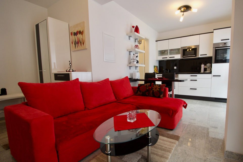 Friendly 2-room-apartment in a great area