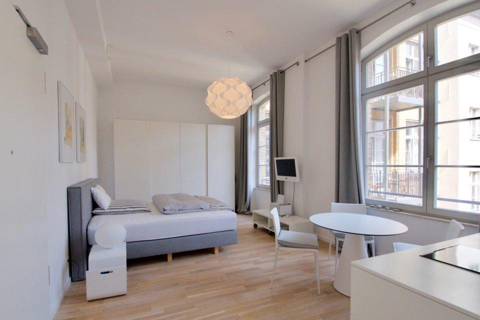 Bezauberndes 1-Zimmer-Apartment in Toplage