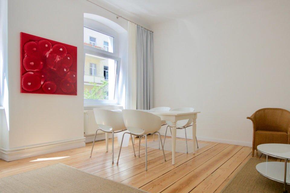 Borsigstraße Bezaubernde 2-Zimmer-Wohnung in ruhiger Lage nahe Friedrichstraße