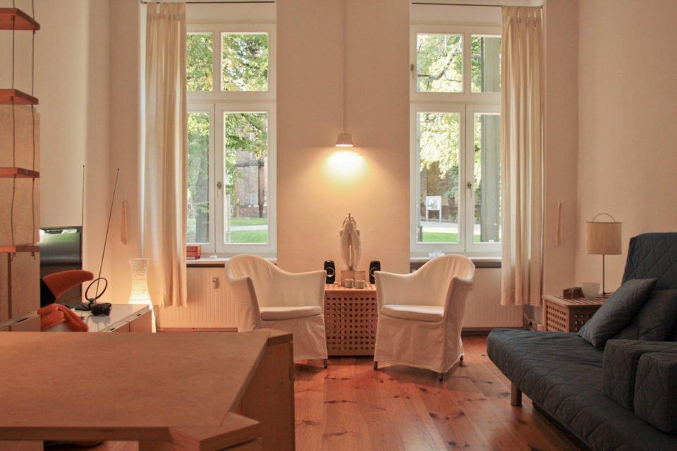Gemütliche 1-Zimmer-Wohnung mit ruhigem Balkon in toller Lage