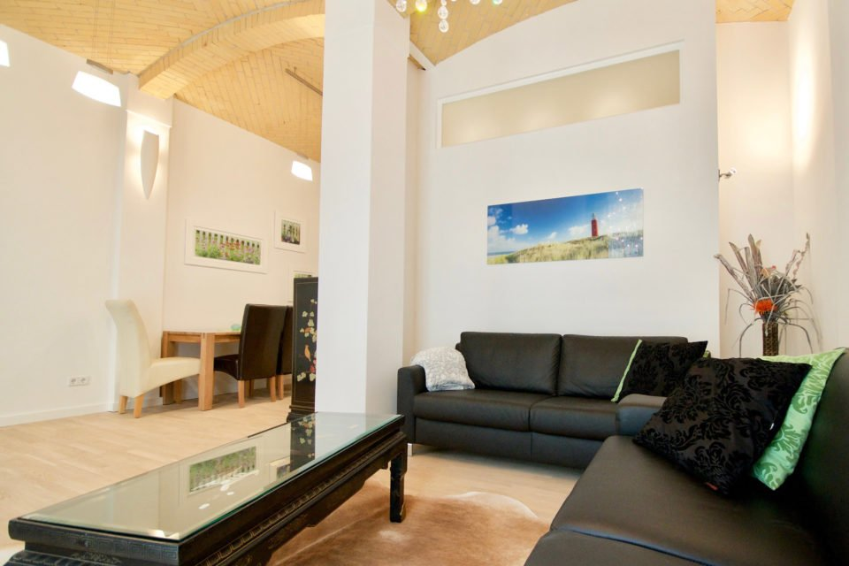 Scharnhorststraße Idyllische 2-Zimmer-Wohnung mit individuellem Raumdesign