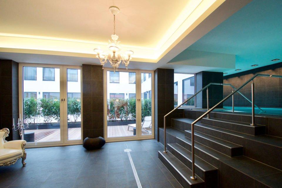 Sonnige Wohnung im yoo berlin inspired by Starck