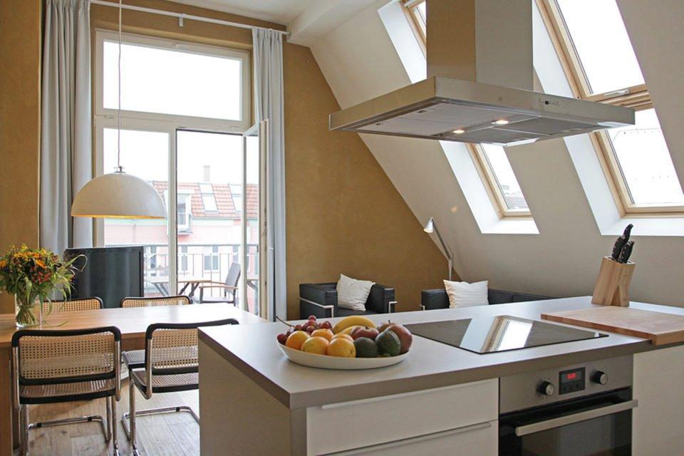 Wunderschöne 2-Zimmer-Wohnung mit Sonnenbalkon