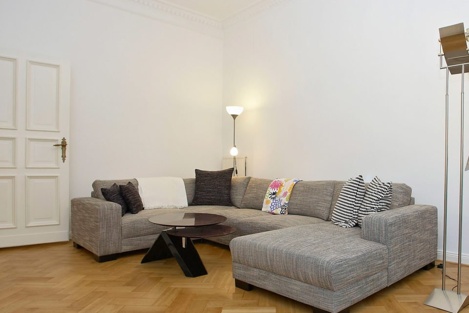 Cozy apartment in perfect location close to Kurfürstendamm