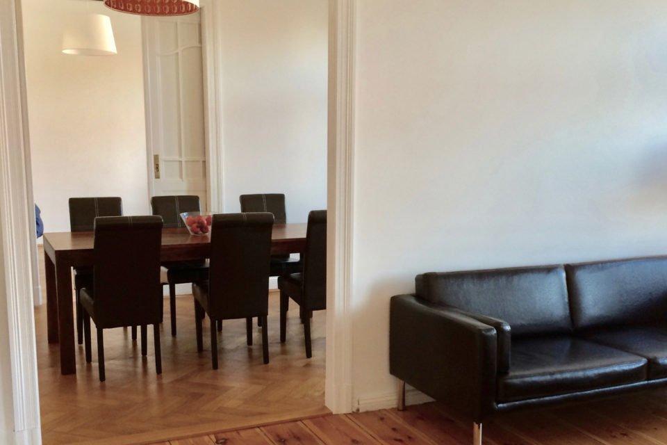 Sassnitzer Straße Einladende 4-Zimmer-Wohnung in einem schönen Altbau und idyllischer Lage