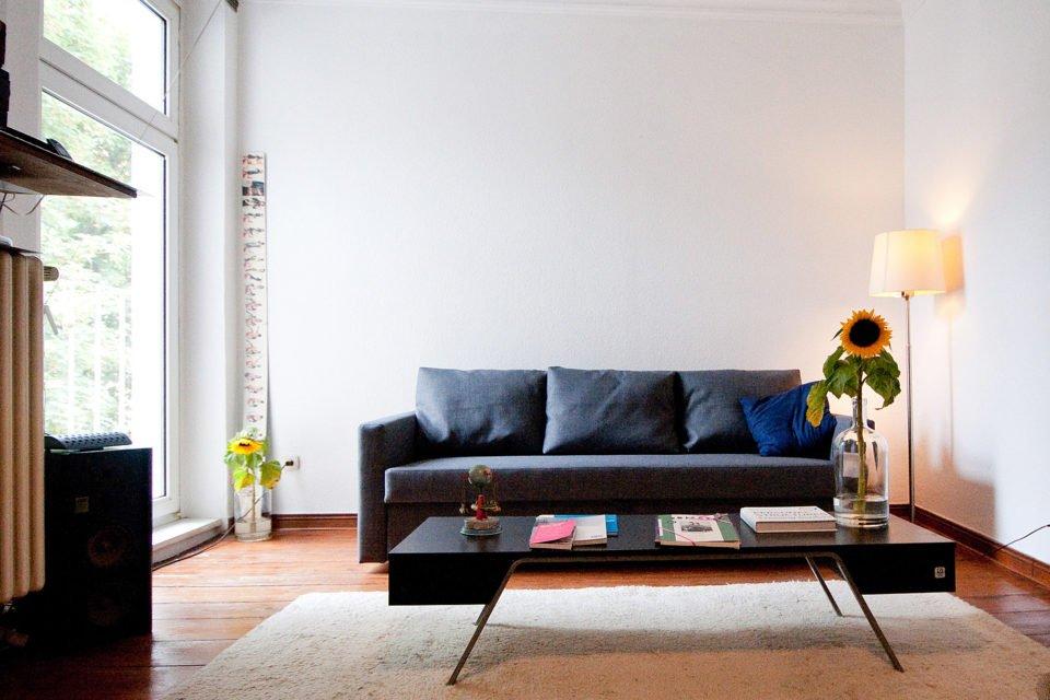 Individuelle 2-Zimmer-Wohnung in ruhiger Lage