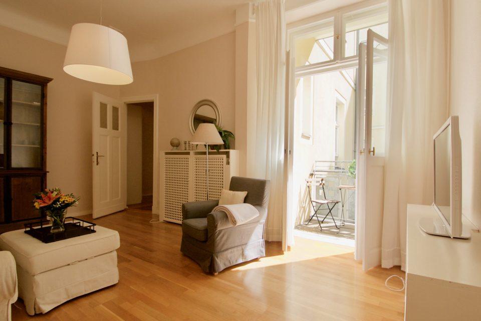 Zähringerstraße Hinreißende 2-Zimmer-Wohnung mit sonnigem Balkon