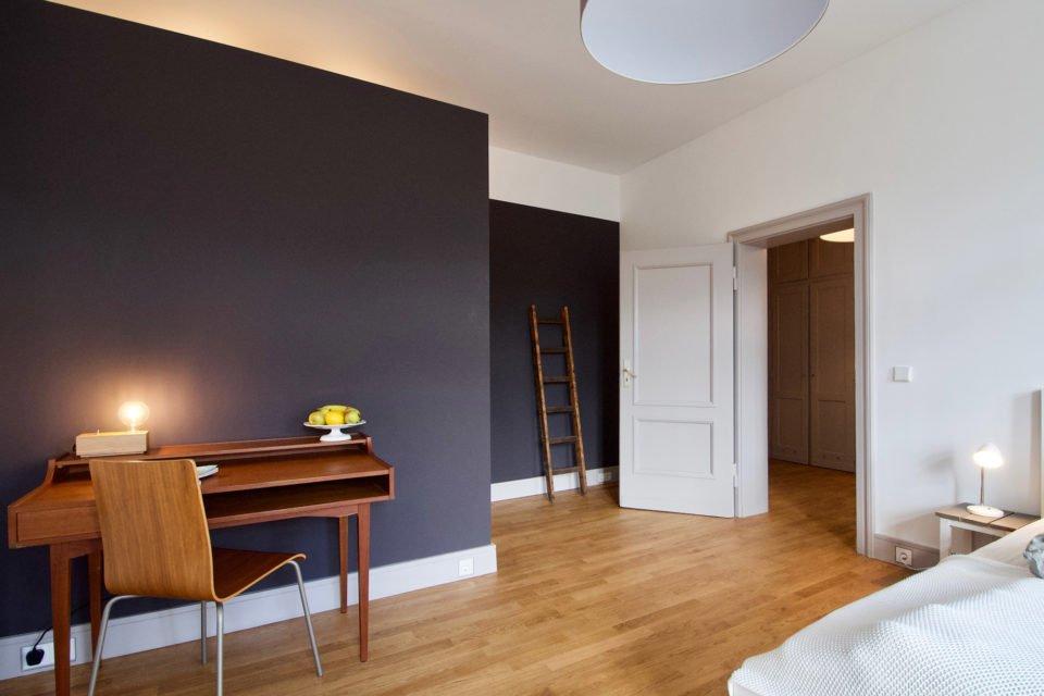 Bezaubernde 2-Zimmer-Wohnung mit tollem Blick über die Stadt