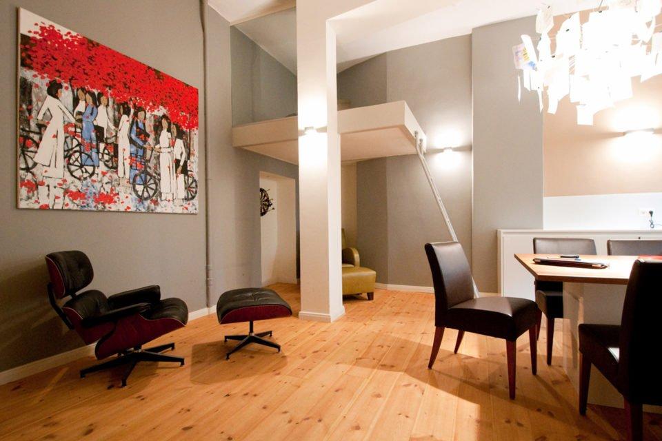 Einladende und individuelle 2-Zimmer-Wohnung in toller Lage