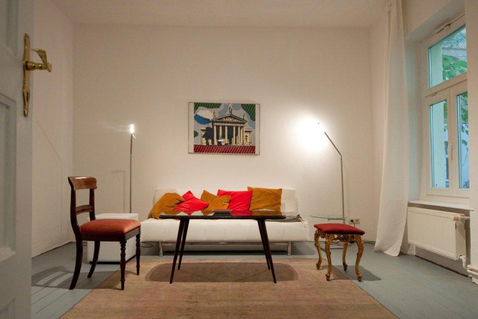 Außergewöhnliche 2-Zimmer-Wohnung in beliebter und ruhiger Lage