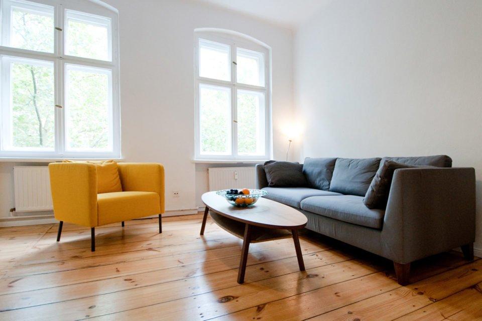 Dieffenbachstraße Modern eingerichtete 2-Zimmer-Wohnung im Graefekiez