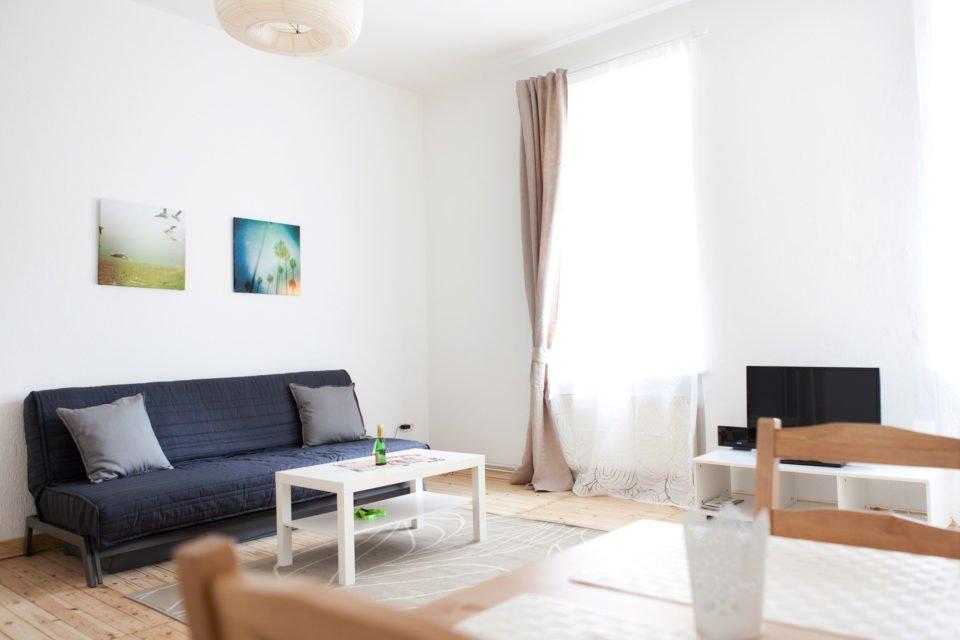 2-Zimmer Wohnung am Park, Gleisdreieck