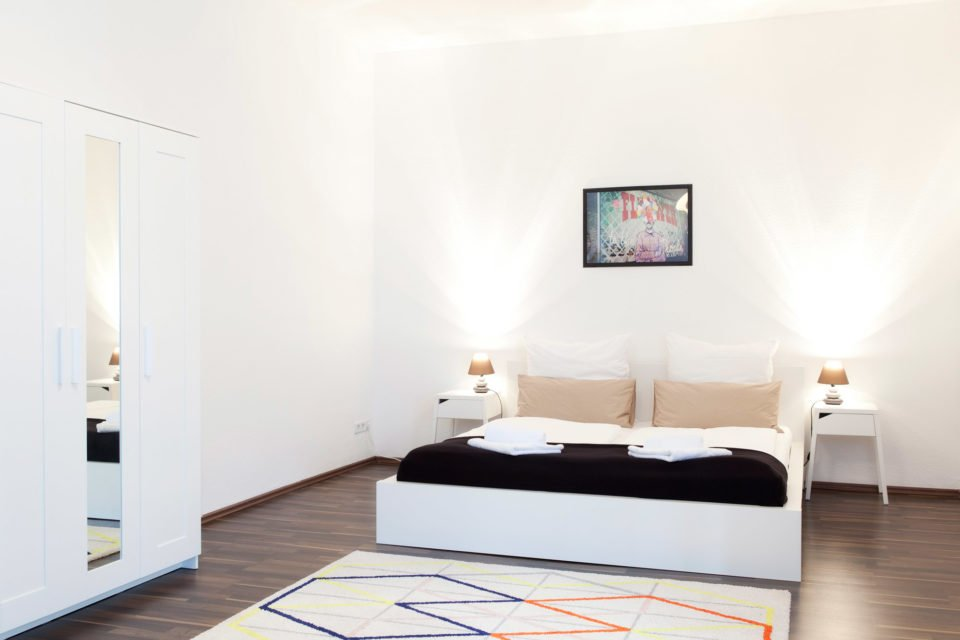 Katzlerstraße Großzügige 1-Zimmer-Wohnung am Gleisdreieckpark