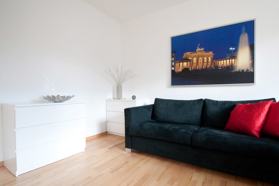 Geisbergstraße Sonnige 1-Zimmer-Wohnung mit Balkon in ruhiger Lage