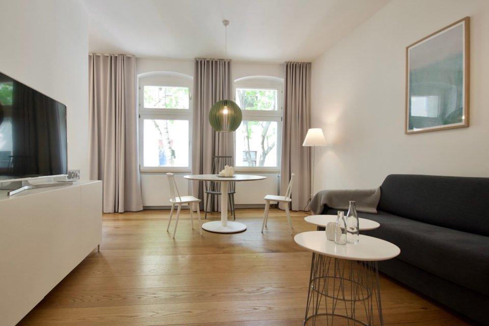Belziger Straße Fantastisches 1-Zimmer-Apartment im Akazienkiez