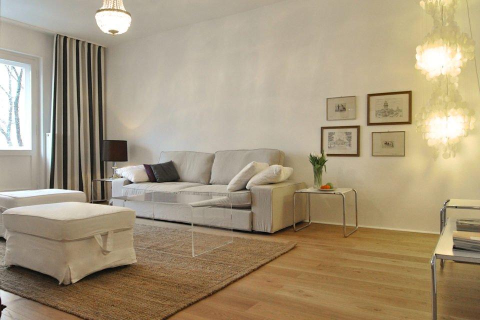 Einladende Wohnung mit Balkon und großzügiger Küche