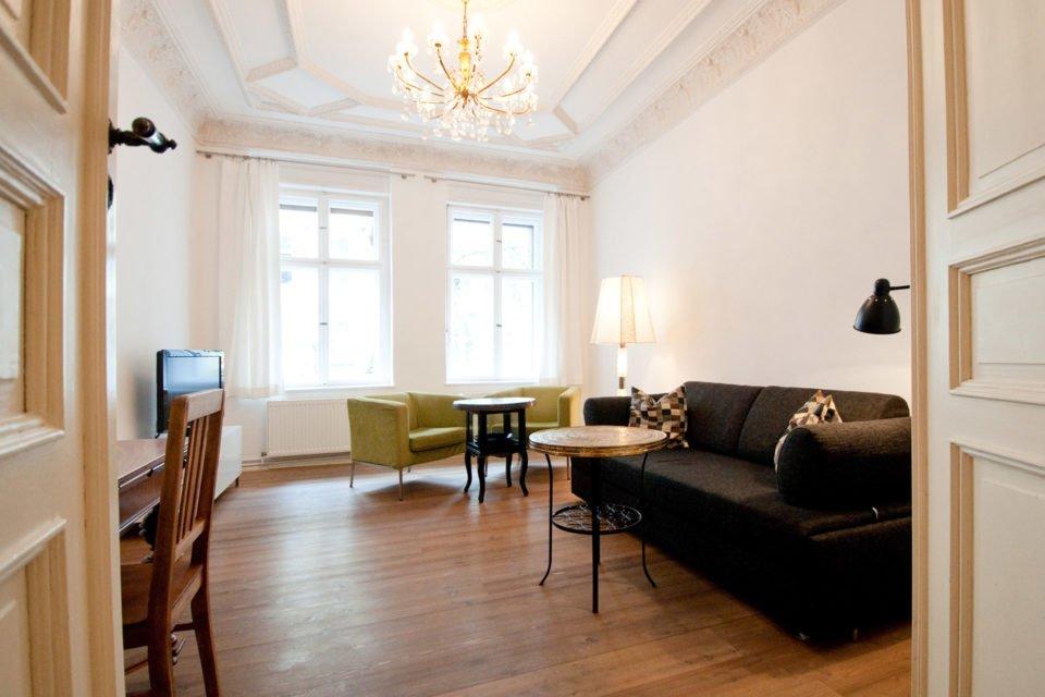 Geräumige 2-Zimmer-Wohnung in bester Kreuzberger Lage