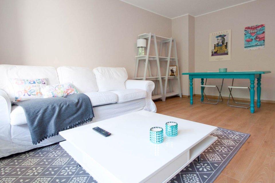 Helle Wohnung mit 2 Schlafzimmern nahe Wittenbergplatz