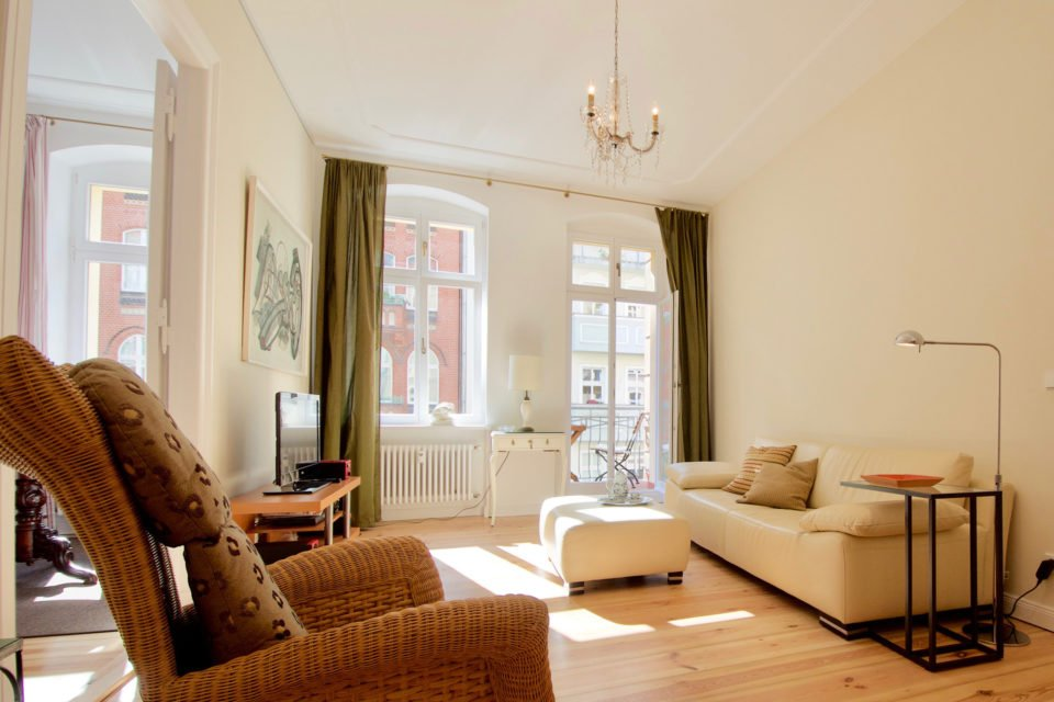 Cosy apartment in a popular area