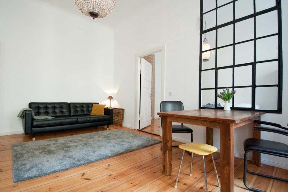 Entzückende 2-Zimmer-Wohnung mit offener Wohnküche und Südbalkon