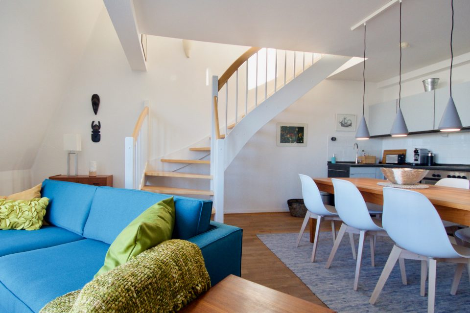 Planufer  Exklusive Wohnung mit sensationellem Blick über Berlin