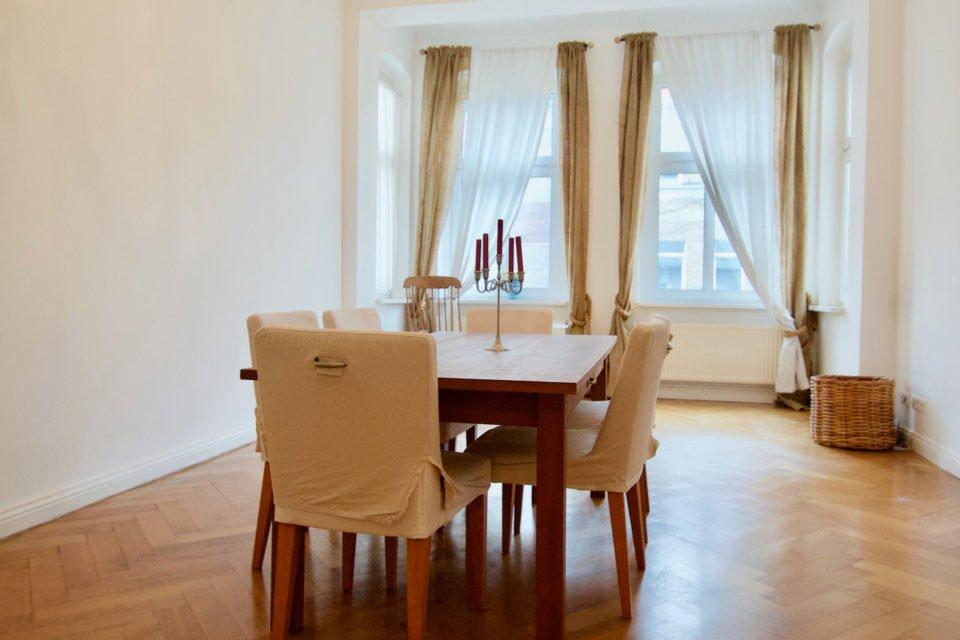 Geräumige 3-Zimmer-Wohnung im Helmholtzkiez
