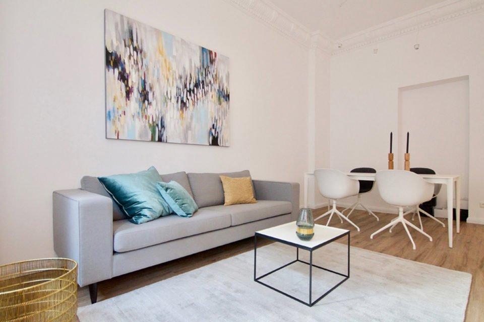 Schöne 3-Zimmer-Wohnung im angesagten Bergmannkiez