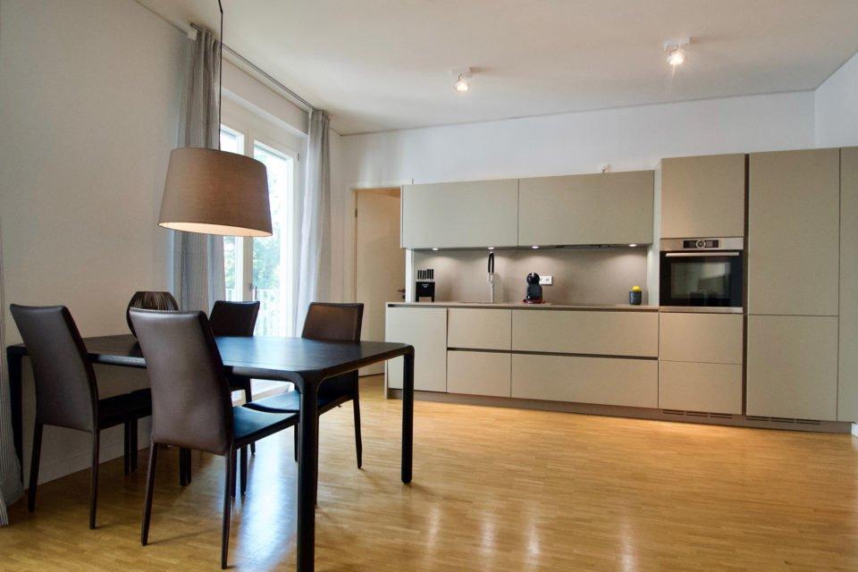 Gerviniusstraße Einzigartige 3-Zimmer-Wohnung mit wunderschöner Sonnenterrasse