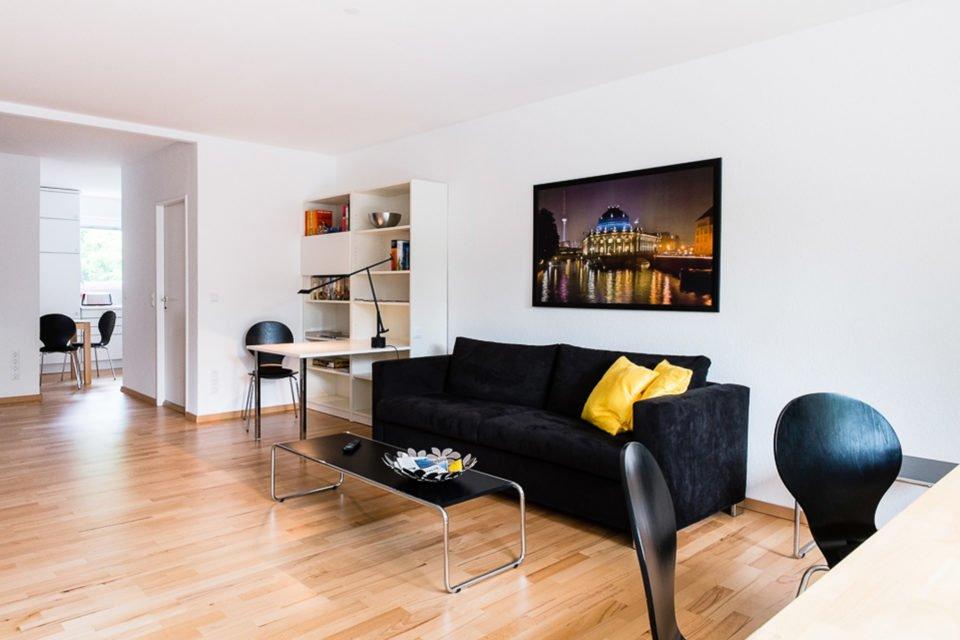 Moderne, geschmackvolle 2-Zimmer-Wohnung am Grunewald