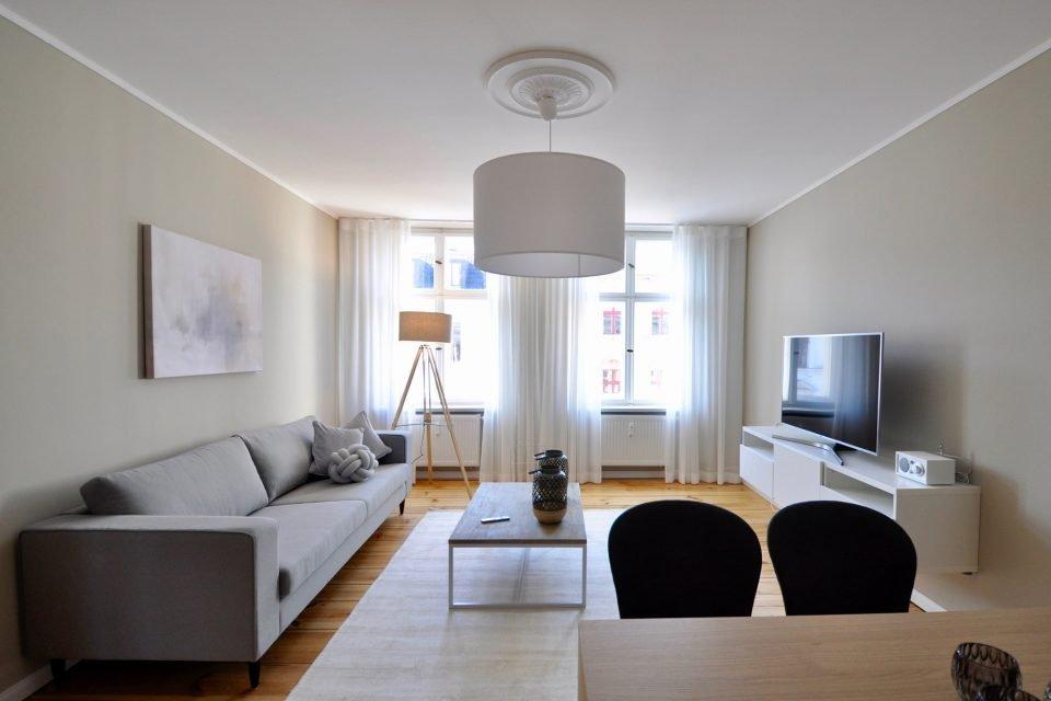 Erstbezug – Schöne 3-Zimmer-Wohnung im angesagten Bergmannkiez- inspired by HIIH
